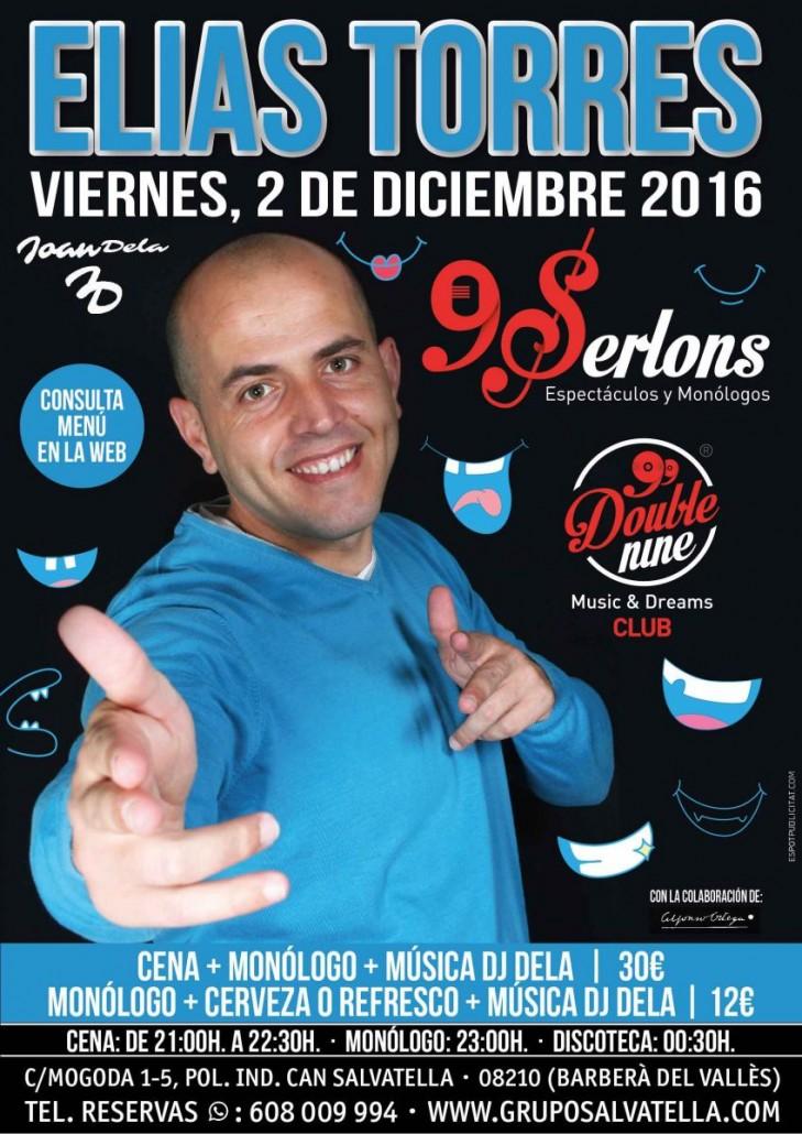 Elias Torres 9Serlons