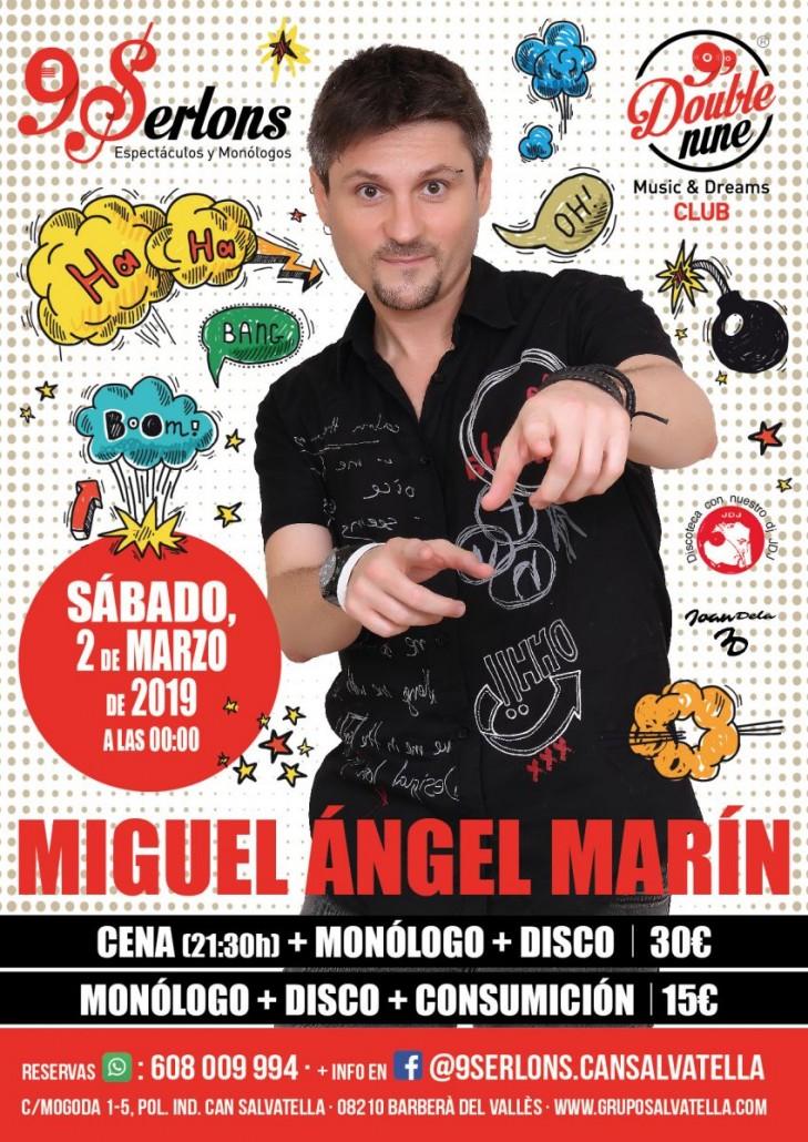 Miguel A. Marin