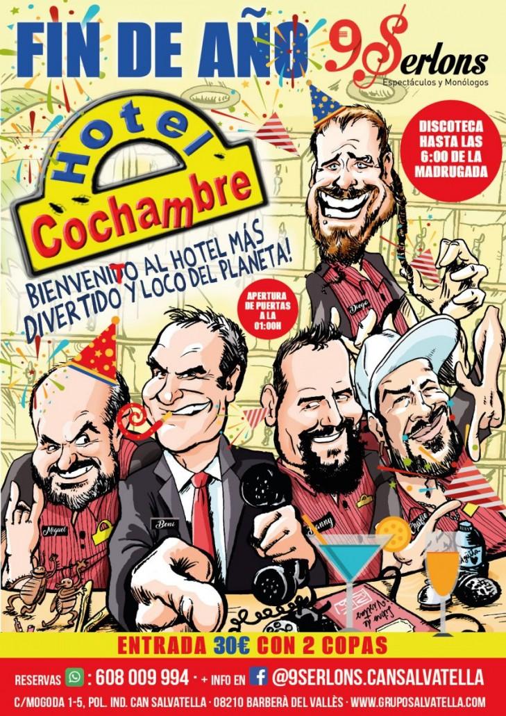 Hotel Cochambre