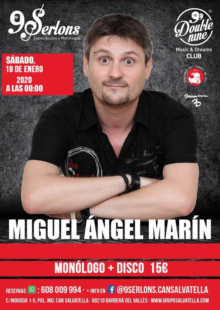 Miguel Angel Marin