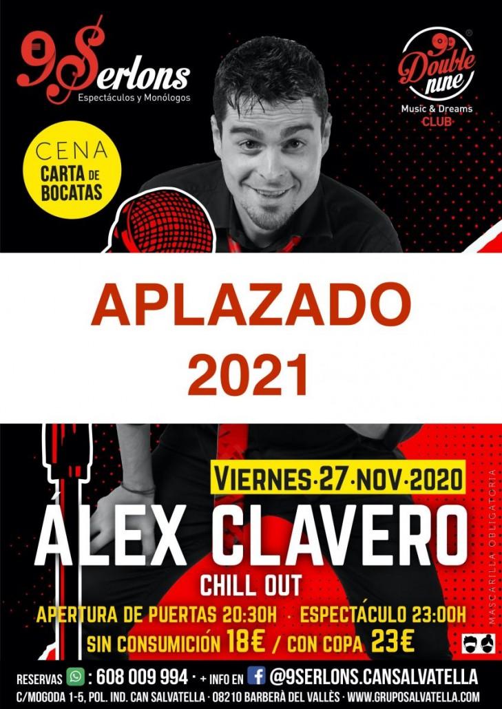 CLAVERO 2021