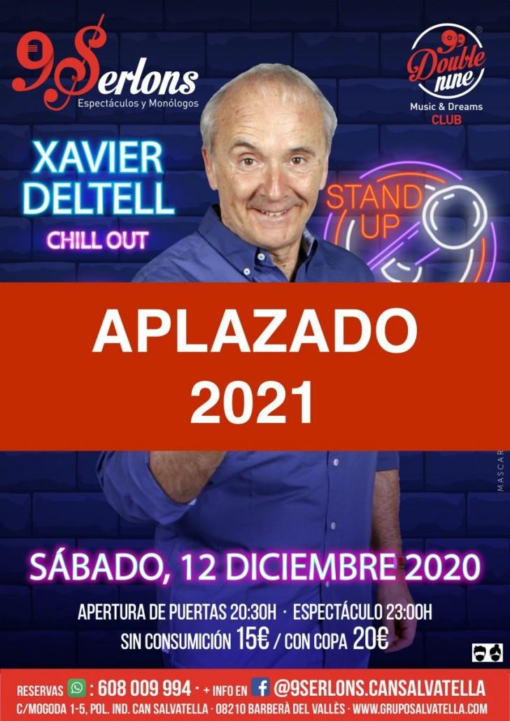 Xavier Deltell APLAZADO