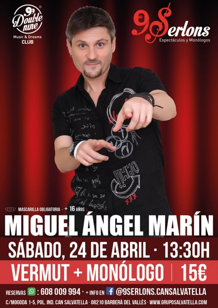Miguel Angel Marín