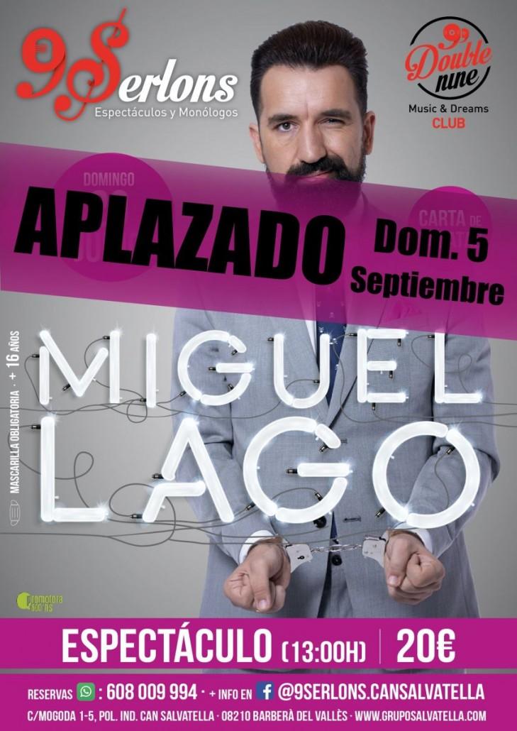 Miguel Lago Aplazado