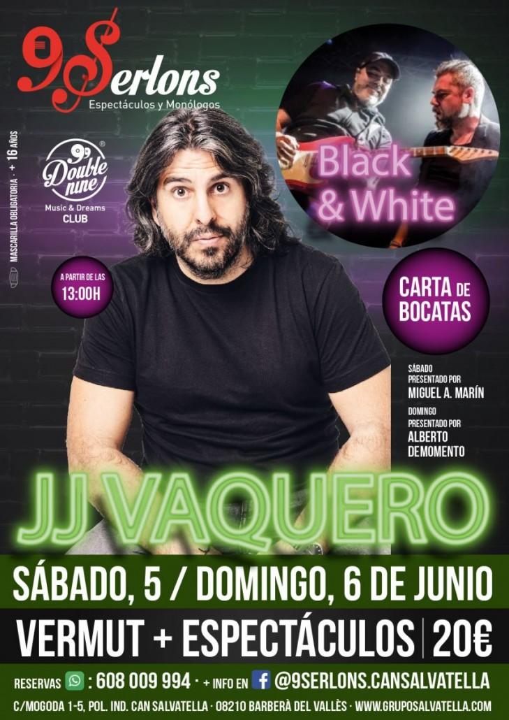 VAQUERO & BLACKWHITE